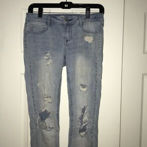Denim - Women's Bullhead Black Jeans